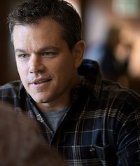 Matt Damon in Promised Land on Denver Diatribe