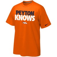 Peyton Knows T-Shirt on Denver Diatribe